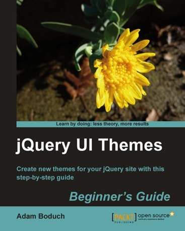 jQuery UI Themes Beginners Guide_Front Cover